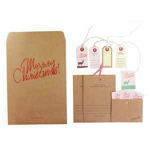 christmas envelope